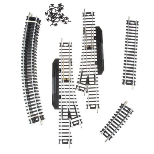 Набор рельс №1 «Mehano» (F101)
