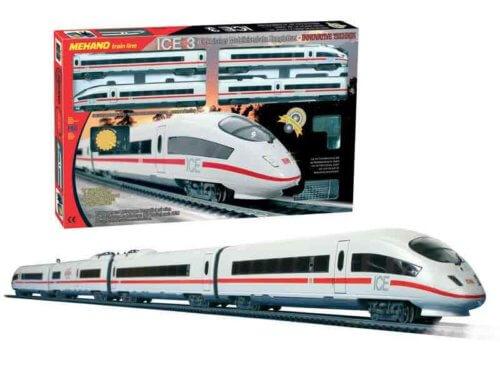 Железная Дорога «MEHANO» InterCityExpress (ICE-3) Сапсан (T742)