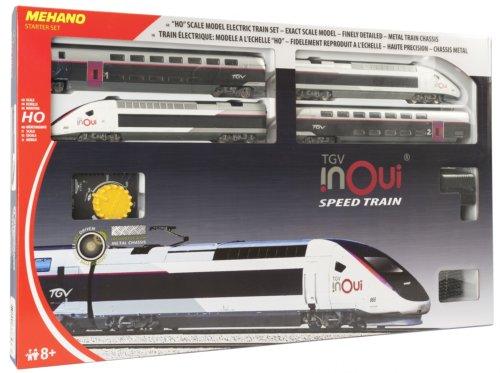 Железная Дорога «MEHANO» TGV InOui 2,85 м (T871)