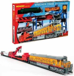 Железная дорога «MEHANO» Wrecker Crane 2,85 м