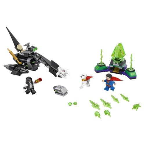 LEGO Super Heroes Супермен и Крипто объединяют усилия