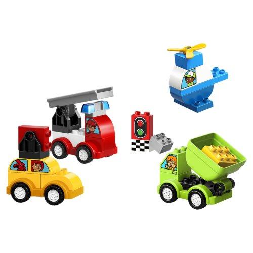 LEGO DUPLO My First Мои первые машинки