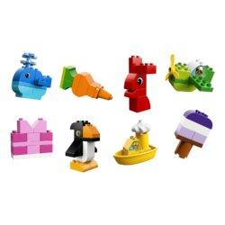 LEGO DUPLO My First  Весёлые кубики