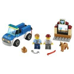 LEGO City Police Полицейский отряд с собакой