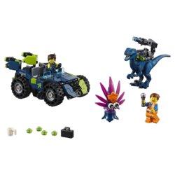 LEGO Movie Рэкстремальный внедорожник Рэкса