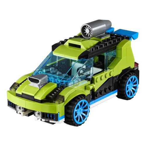 LEGO Creator Суперскоростной раллийный автомобиль
