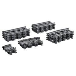 LEGO City Trains Рельсы