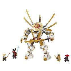 LEGO Ninjago Золотой робот