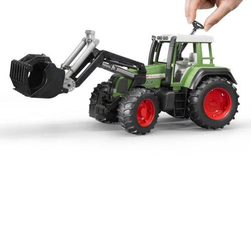 Bruder Трактор Fendt Favorit 926 Vario с погрузчиком