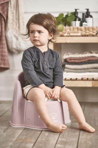 BabyBjorn горшок — кресло розовый