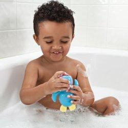Munchkin игрушка для ванны пингвин пловец 9+