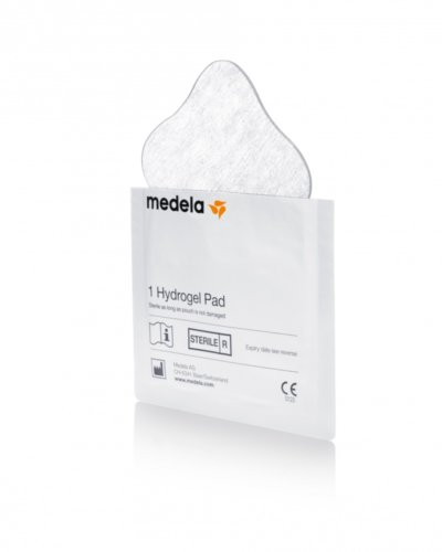 Medela подушечки гидрогелевые стерильные (4уп.)