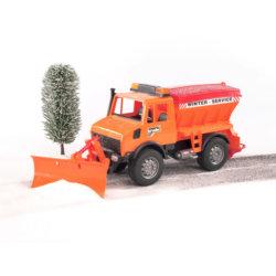 Bruder Снегоуборочная машина