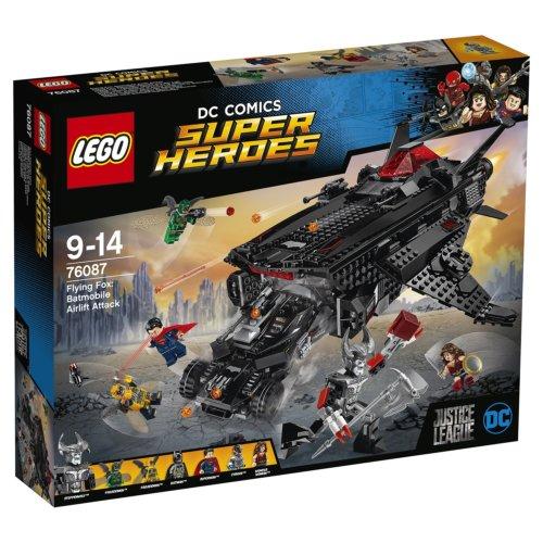 LEGO Super Heroes Нападение с воздуха