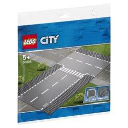 LEGO City Supplementary Прямой и Т-образный перекресток