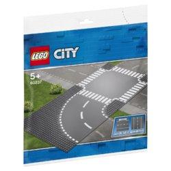 LEGO City Supplementary Поворот и перекресток