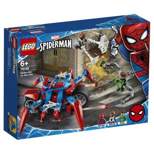 LEGO Super Heroes Человек-паук против Доктора Осьминога
