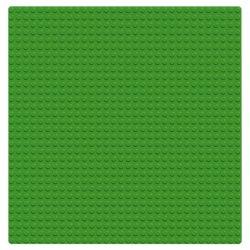 LEGO Classic Строительная пластина зеленого цвета