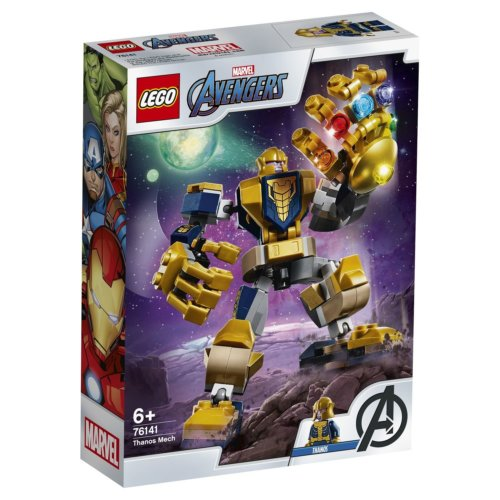 LEGO Super Heroes Танос