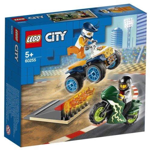 LEGO City Nitro Wheels Команда каскадеров