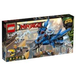 LEGO Ninjago Самолёт-молния Джея