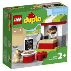 LEGO DUPLO Town Киоск-пиццерия