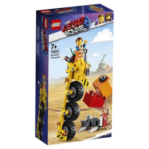 LEGO Movie Трехколёсный велосипед Эммета