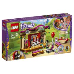 LEGO Friends Сцена Андреа в парке