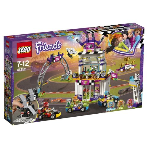 LEGO Friends Большая гонка