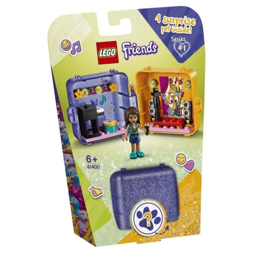 LEGO Friends Шкатулка Андреа