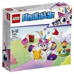 LEGO Unikitty Машина-облако Юникитти