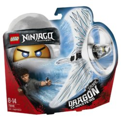 LEGO Ninjago Зейн Мастер дракона