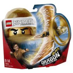 LEGO Ninjago Мастер Золотого дракона