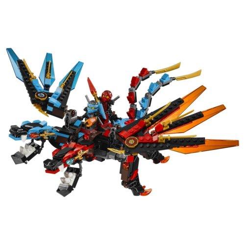 LEGO Ninjago Кузница Дракона