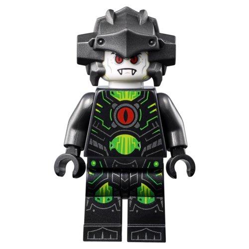 LEGO Nexo Knights Неистовый бомбардировщик