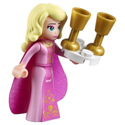 LEGO Movie Познакомьтесь с королевой Многоликой Прекрасной