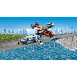 LEGO City Police Воздушная полиция: кража бриллиантов
