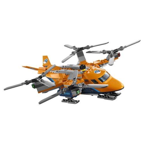 LEGO City Arctic Expedition Арктический вертолёт