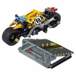 LEGO Technic Мотоцикл для трюков