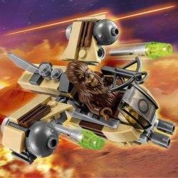 LEGO Star Wars Боевой корабль Вуки