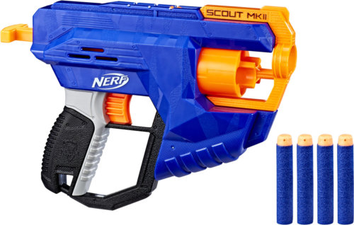 NERF scout mkii
