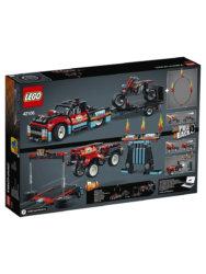 LEGO Technic Шоу трюков на грузовиках и мотоциклах