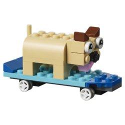 LEGO Classic Модели на колёсах