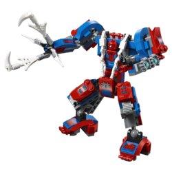 LEGO Super Heroes Человек-паук против Венома