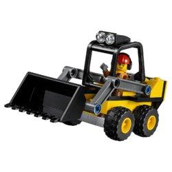 LEGO City Great Vehicles Строительный погрузчик