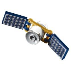 LEGO City Space Port Миссия по ремонту спутника