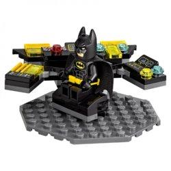 LEGO Batman Movie Нападение на Бэтпещеру