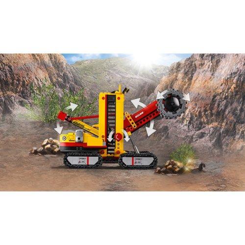 LEGO City Mining Шахта