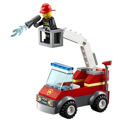 LEGO City Fire Пожар на пикнике