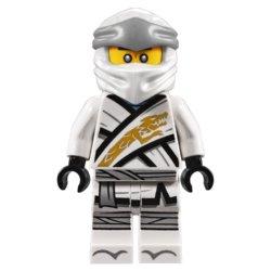 LEGO Ninjago Зейн мастер Кружитцу